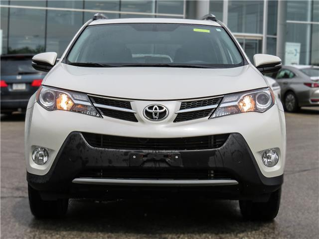 2015 Toyota RAV4  (Stk: 12211G) in Richmond Hill - Image 2 of 18