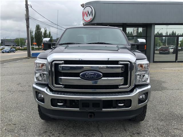 2015 Ford F-350 Lariat (Stk: 15-A73264) in Abbotsford - Image 2 of 17
