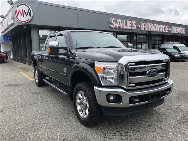 2015 Ford F-350 Lariat (Stk: 15-A73264) in Abbotsford - Image 1 of 17