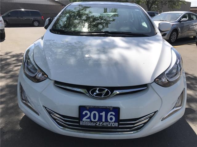 2016 Hyundai Elantra Sport Appearance (Stk: P39369AA) in Mississauga - Image 2 of 17