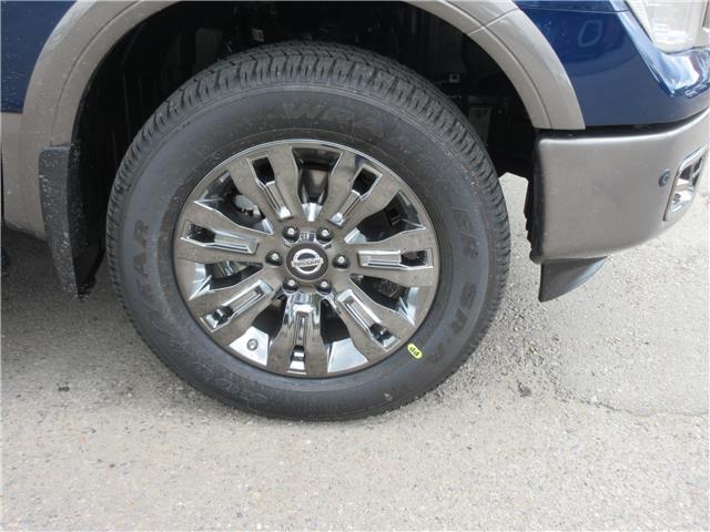 2019 Nissan Titan Platinum (Stk: 9193) in Okotoks - Image 16 of 20