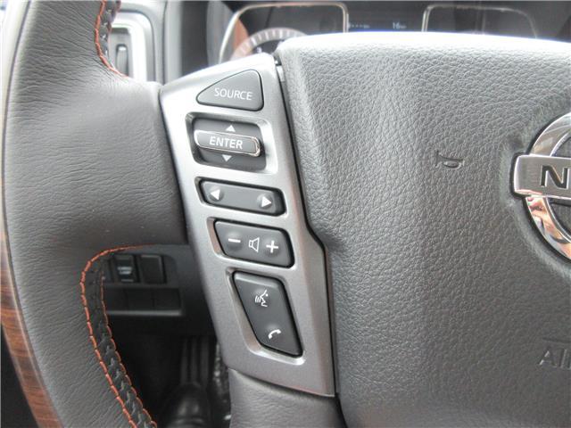 2019 Nissan Titan Platinum (Stk: 9193) in Okotoks - Image 11 of 20