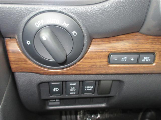 2019 Nissan Titan Platinum (Stk: 9193) in Okotoks - Image 12 of 20