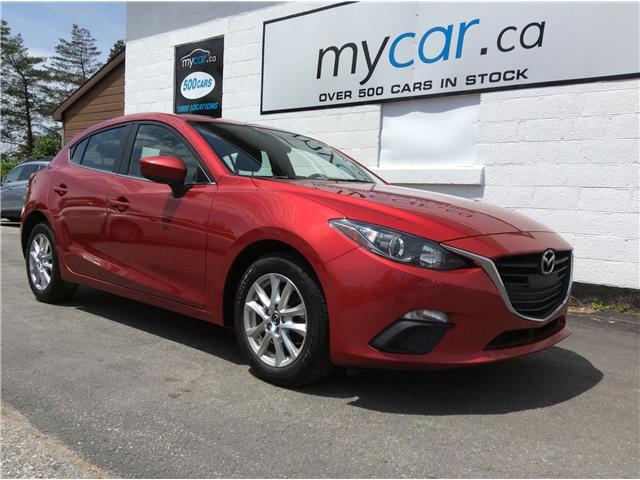 2016 Mazda Mazda3 Sport GS (Stk: 190853) in Richmond - Image 1 of 20