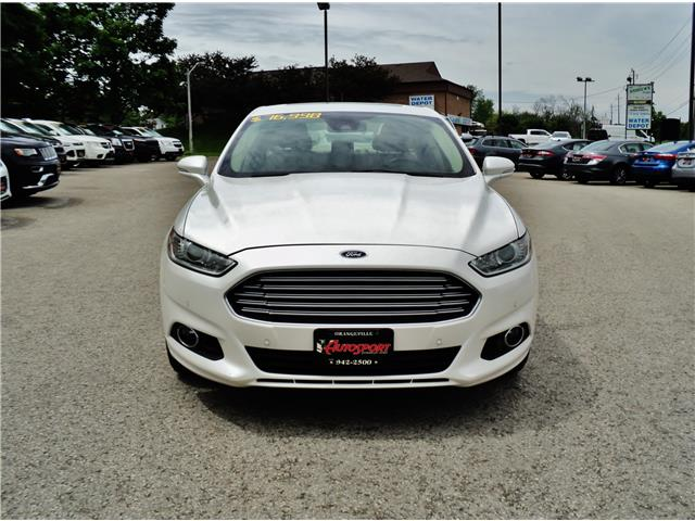2016 Ford Fusion SE (Stk: 1512) in Orangeville - Image 9 of 20
