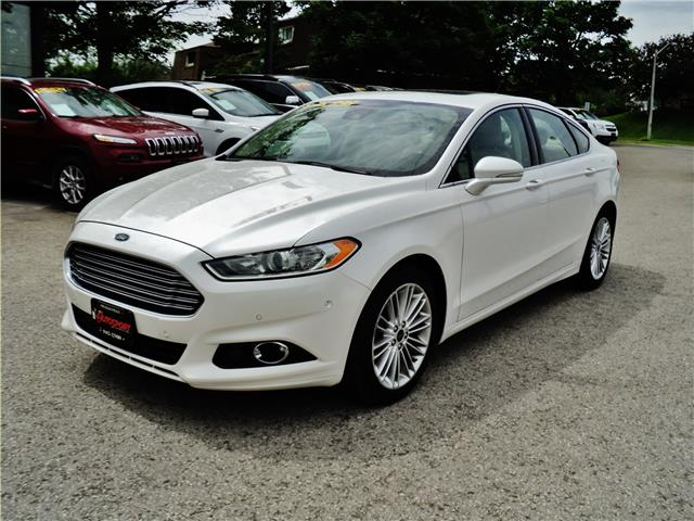 2016 Ford Fusion SE (Stk: 1512) in Orangeville - Image 2 of 20