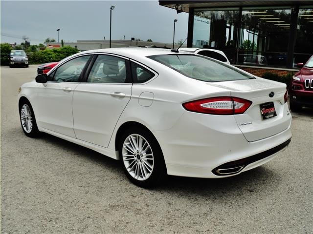 2016 Ford Fusion SE (Stk: 1512) in Orangeville - Image 4 of 20