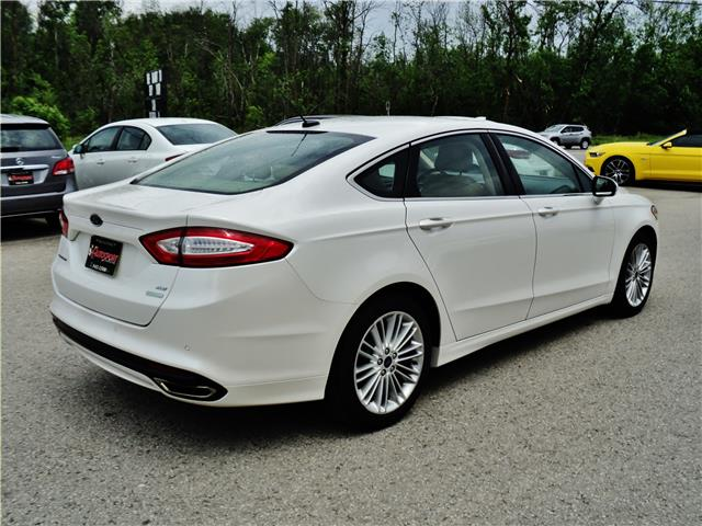 2016 Ford Fusion SE (Stk: 1512) in Orangeville - Image 6 of 20