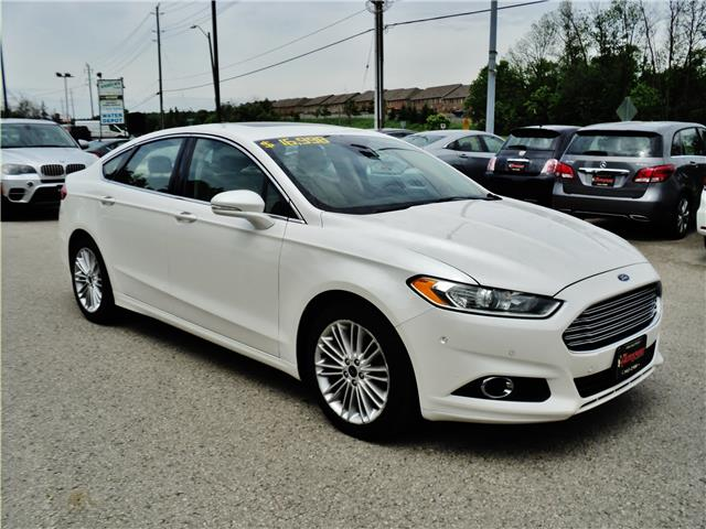 2016 Ford Fusion SE (Stk: 1512) in Orangeville - Image 8 of 20