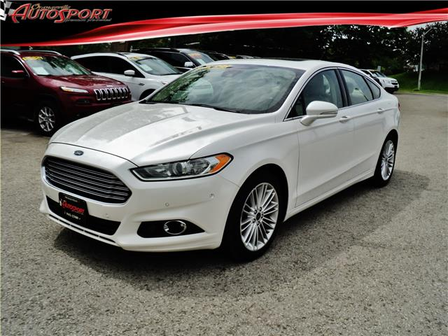 2016 Ford Fusion SE (Stk: 1512) in Orangeville - Image 1 of 20
