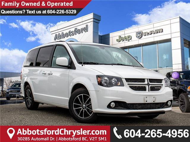 2019 Dodge Grand Caravan GT (Stk: AB0873) in Abbotsford - Image 1 of 20