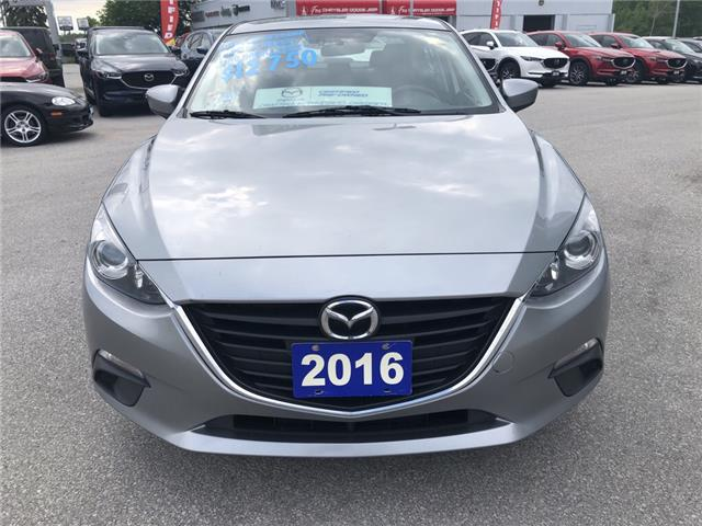 2016 Mazda Mazda3 GS (Stk: 19052A) in Owen Sound - Image 3 of 18