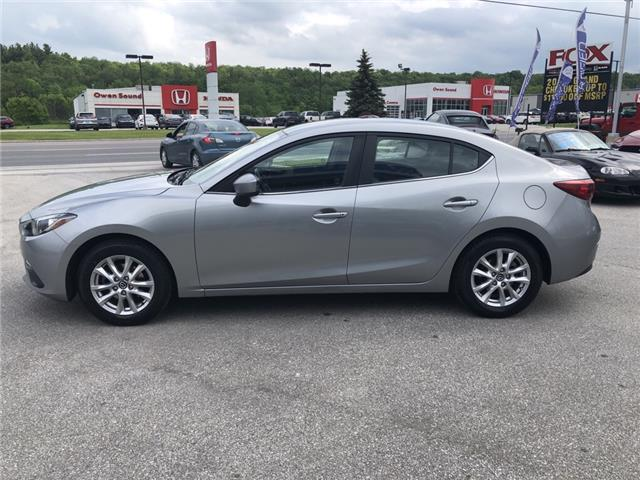 2016 Mazda Mazda3 GS (Stk: 19052A) in Owen Sound - Image 5 of 18