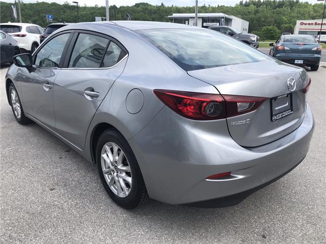 2016 Mazda Mazda3 GS (Stk: 19052A) in Owen Sound - Image 6 of 18