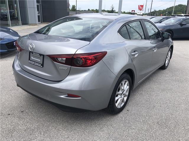 2016 Mazda Mazda3 GS (Stk: 19052A) in Owen Sound - Image 8 of 18
