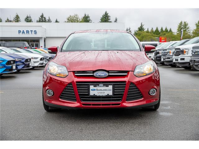 2014 Ford Focus Titanium (Stk: 9EX3379B) in Vancouver - Image 2 of 29