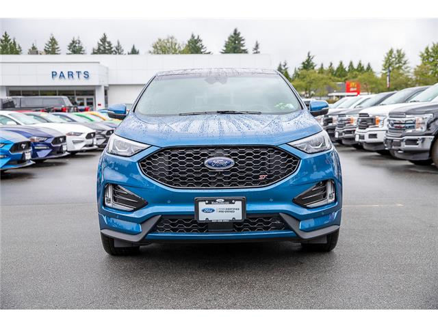 2019 Ford Edge ST (Stk: P2492) in Vancouver - Image 2 of 29