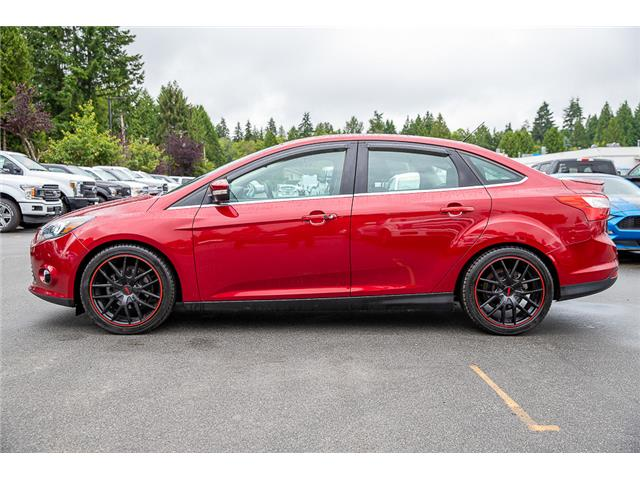 2014 Ford Focus Titanium (Stk: 9EX3379B) in Vancouver - Image 4 of 29