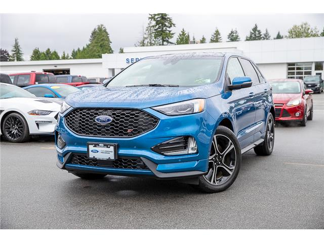 2019 Ford Edge ST (Stk: P2492) in Vancouver - Image 3 of 29