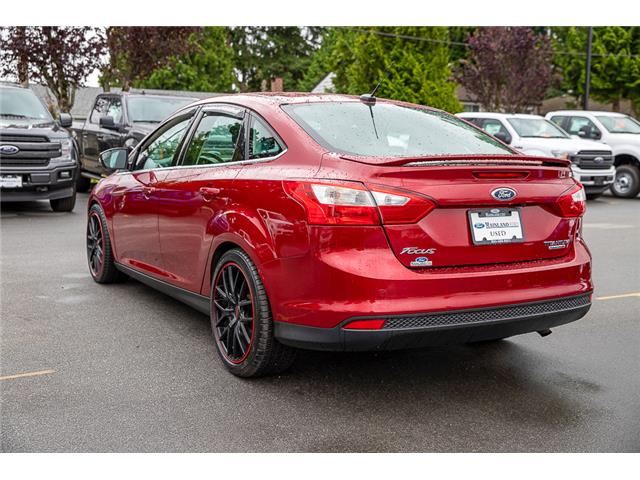 2014 Ford Focus Titanium (Stk: 9EX3379B) in Vancouver - Image 5 of 29