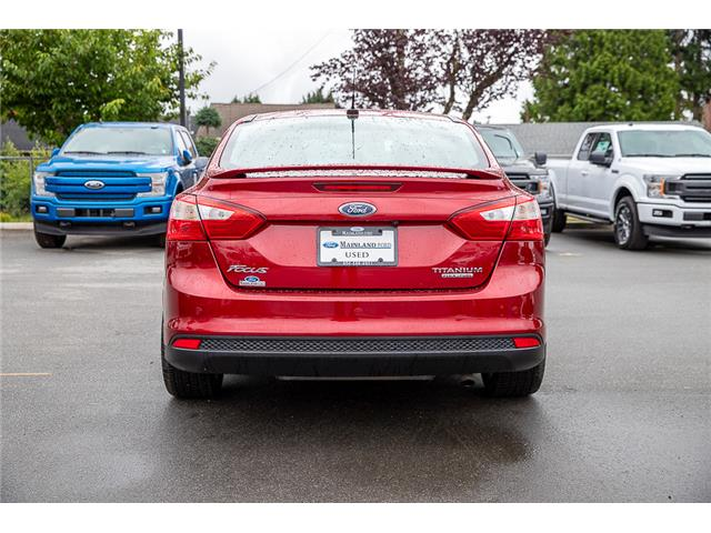 2014 Ford Focus Titanium (Stk: 9EX3379B) in Vancouver - Image 6 of 29
