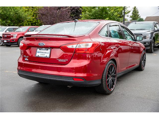 2014 Ford Focus Titanium (Stk: 9EX3379B) in Vancouver - Image 7 of 29