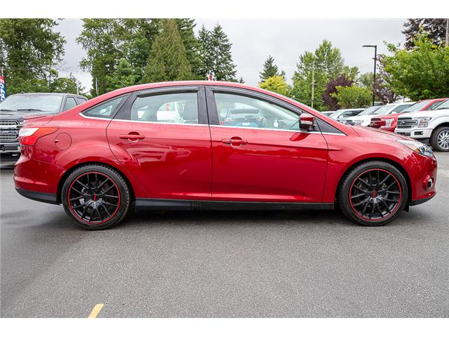 2014 Ford Focus Titanium (Stk: 9EX3379B) in Vancouver - Image 8 of 29