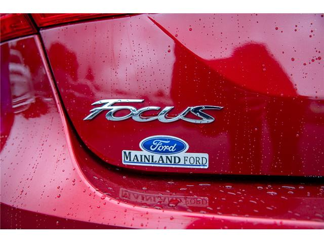 2014 Ford Focus Titanium (Stk: 9EX3379B) in Vancouver - Image 10 of 29