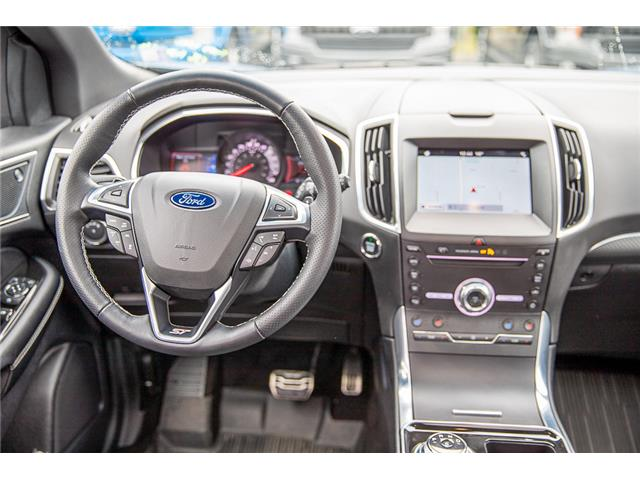 2019 Ford Edge ST (Stk: P2492) in Vancouver - Image 18 of 29