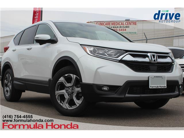 2019 Honda CR-V EX (Stk: 19-0678D) in Scarborough - Image 1 of 26