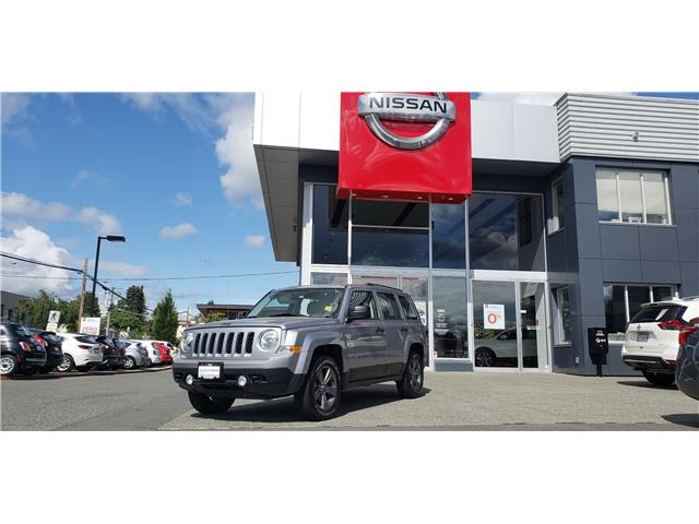 2017 Jeep Patriot Sport/North (Stk: P0072) in Duncan - Image 1 of 4