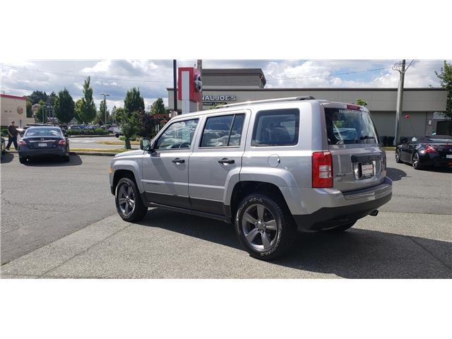 2017 Jeep Patriot Sport/North (Stk: P0072) in Duncan - Image 2 of 4