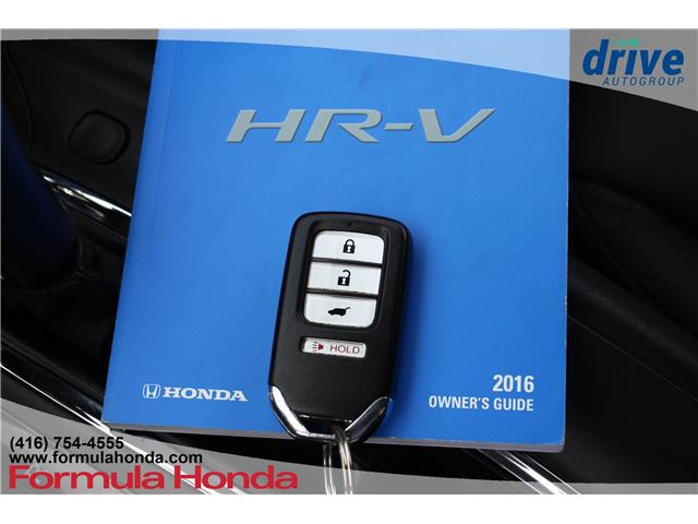2016 Honda HR-V EX-L (Stk: 19-1814AC) in Scarborough - Image 30 of 30