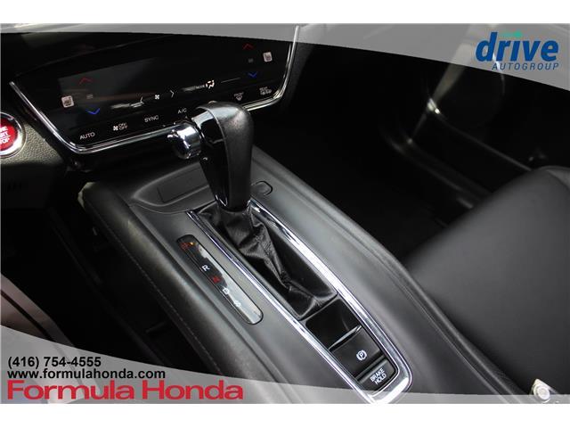 2016 Honda HR-V EX-L (Stk: 19-1814AC) in Scarborough - Image 18 of 30