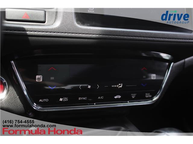 2016 Honda HR-V EX-L (Stk: 19-1814AC) in Scarborough - Image 17 of 30