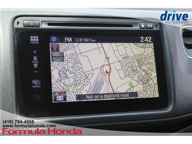 2016 Honda HR-V EX-L (Stk: 19-1814AC) in Scarborough - Image 14 of 30