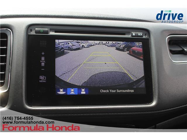 2016 Honda HR-V EX-L (Stk: 19-1814AC) in Scarborough - Image 15 of 30