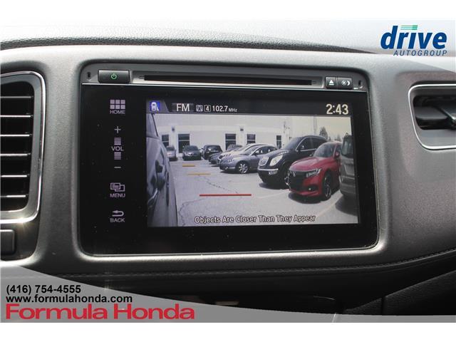 2016 Honda HR-V EX-L (Stk: 19-1814AC) in Scarborough - Image 16 of 30