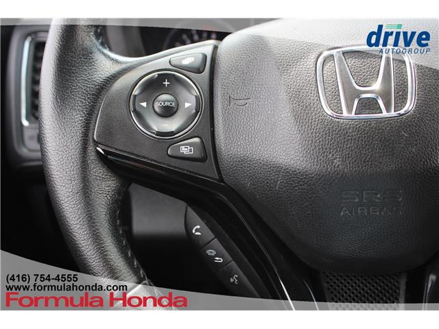 2016 Honda HR-V EX-L (Stk: 19-1814AC) in Scarborough - Image 20 of 30