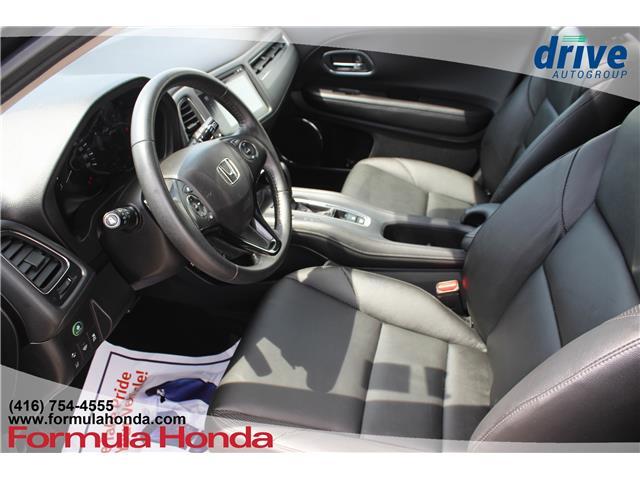 2016 Honda HR-V EX-L (Stk: 19-1814AC) in Scarborough - Image 11 of 30