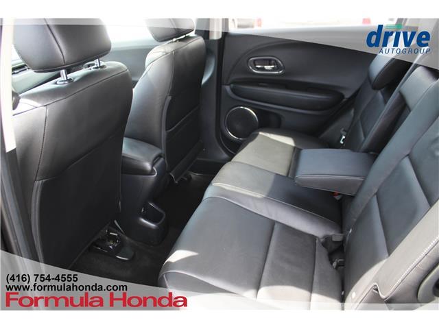 2016 Honda HR-V EX-L (Stk: 19-1814AC) in Scarborough - Image 24 of 30