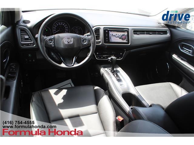 2016 Honda HR-V EX-L (Stk: 19-1814AC) in Scarborough - Image 2 of 30