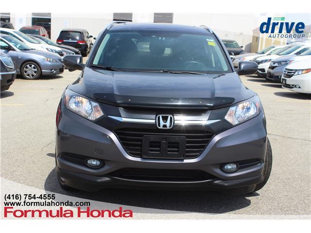 2016 Honda HR-V EX-L (Stk: 19-1814AC) in Scarborough - Image 4 of 30