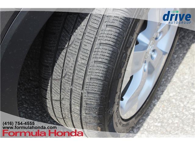 2016 Honda HR-V EX-L (Stk: 19-1814AC) in Scarborough - Image 26 of 30