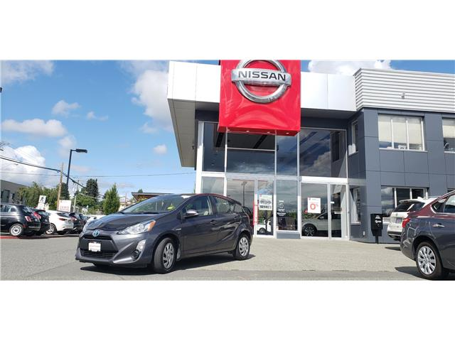 2015 Toyota Prius C  (Stk: 9L4242A) in Duncan - Image 1 of 4