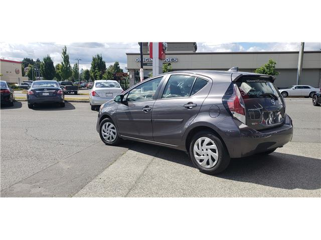 2015 Toyota Prius C  (Stk: 9L4242A) in Duncan - Image 2 of 4