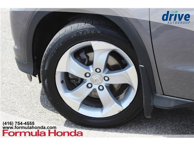 2016 Honda HR-V EX-L (Stk: 19-1814AC) in Scarborough - Image 27 of 30