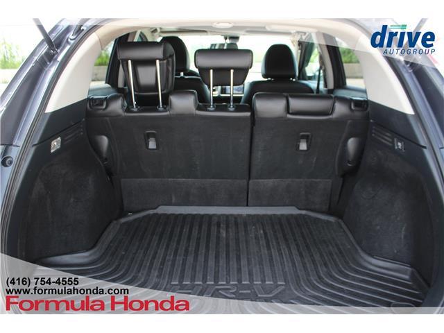 2016 Honda HR-V EX-L (Stk: 19-1814AC) in Scarborough - Image 25 of 30