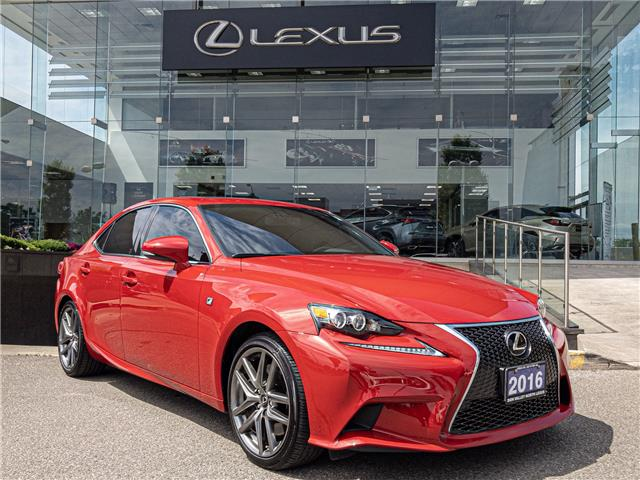 2016 Lexus IS 350 Base (Stk: 28365A) in Markham - Image 2 of 25