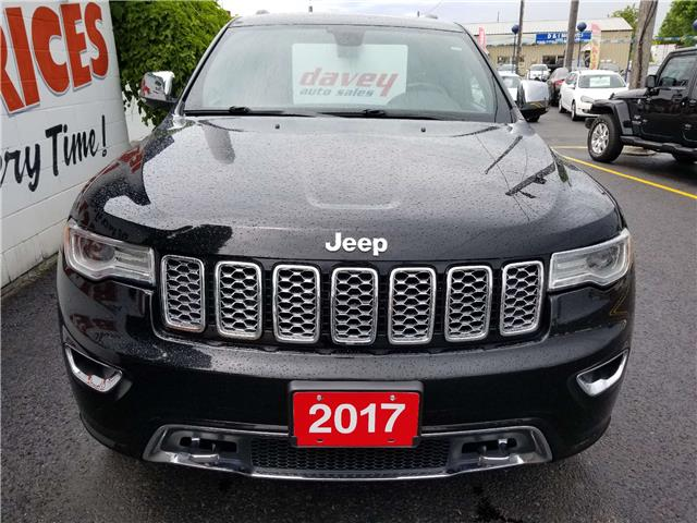 2017 Jeep Grand Cherokee Overland (Stk: 19-410) in Oshawa - Image 2 of 18